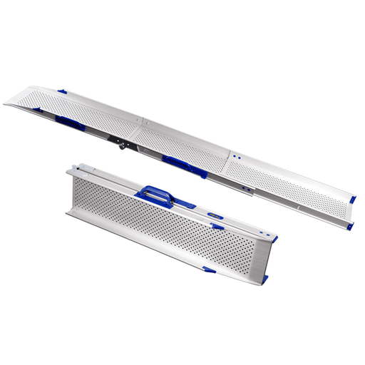 FEAL 2.76m Portable Folding Telescopic Loading Ramps - Feal - Ramp Champ
