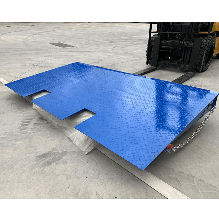 Heeve Loading Dock & Warehouse Heeve Economy-Series 6-Tonne Forklift Container Ramp