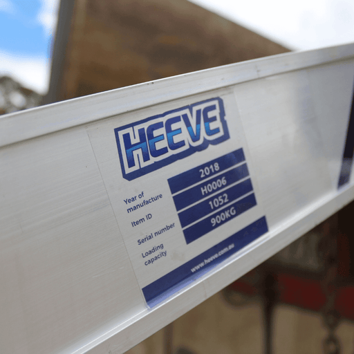 Heeve 1.8-Tonne 3.2m x 380mm Aluminium Loading Ramps - Heeve - Ramp Champ