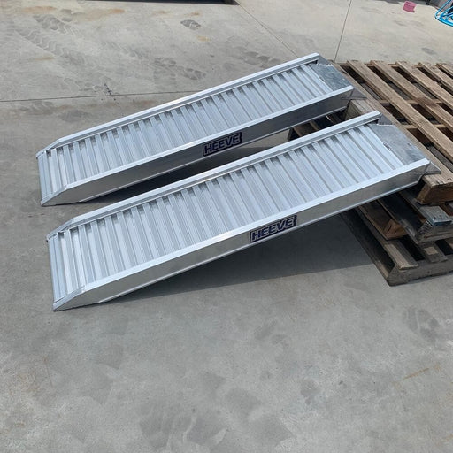 Heeve 4-Tonne 1.6m x 380mm Aluminium Loading Ramps - Heeve - Ramp Champ