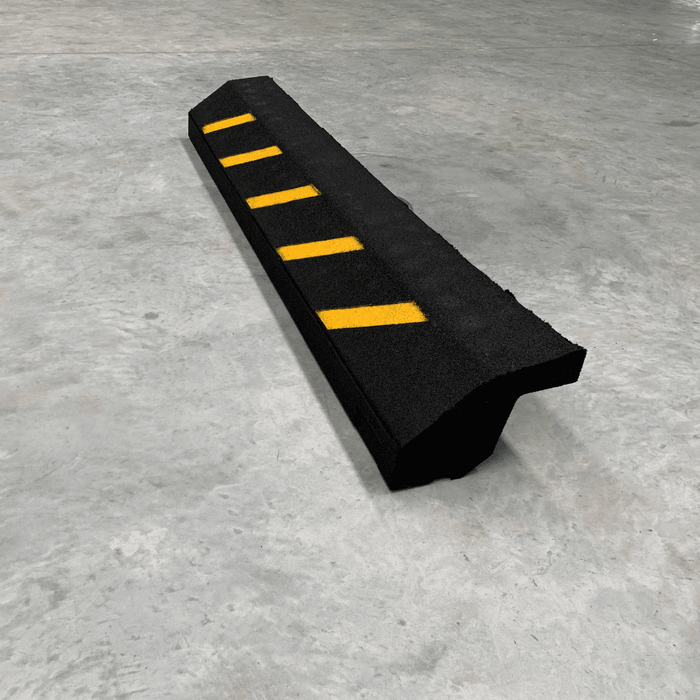 Heeve Durable Recycled Rubber Kerb Guard For Square Kerb & Channel - Heeve - Ramp Champ