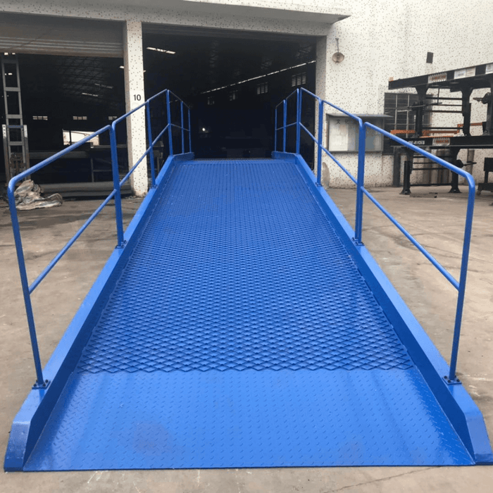 Pedestrian Safety Handrail Kit - Heeve - Ramp Champ