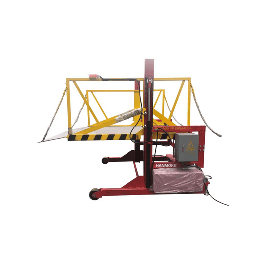 Heeve Mobile Loading Dock Lifting Platform - Electric / Hydraulic - Heeve - Ramp Champ