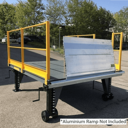 Heeve Mobile Loading Dock Platform - Manual - Heeve - Ramp Champ