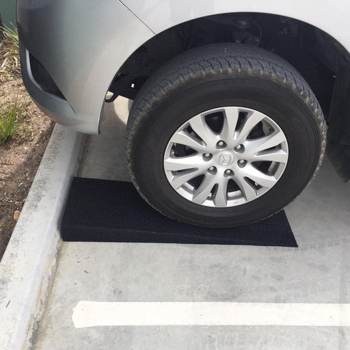 Heeve Solid Rubber Car Loading Ramps - Heeve - Ramp Champ