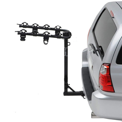 Hollywood Racks HR8000 Traveler 4-Bike Hitch Mount Rack - Go Easy Australia - Ramp Champ