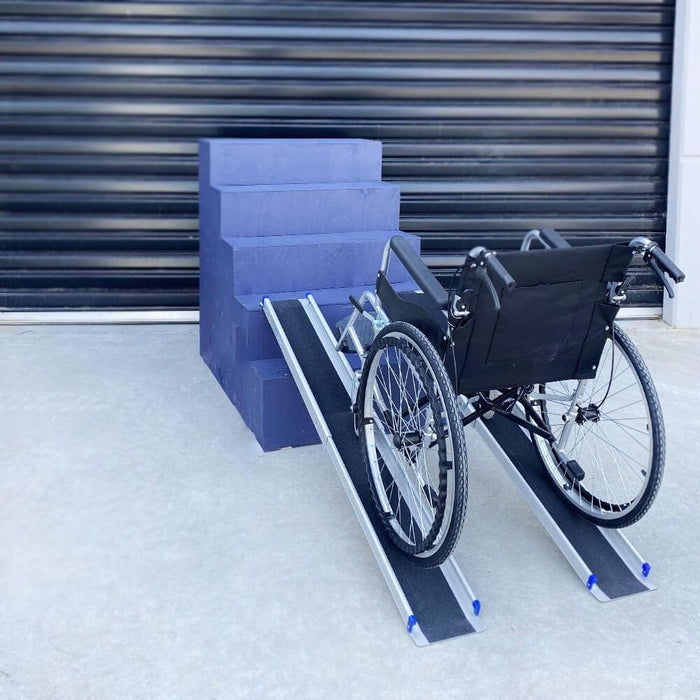 Heeve Mobility Ramps Heeve Lightweight Telescopic Wheelchair Ramps & Carry Bag