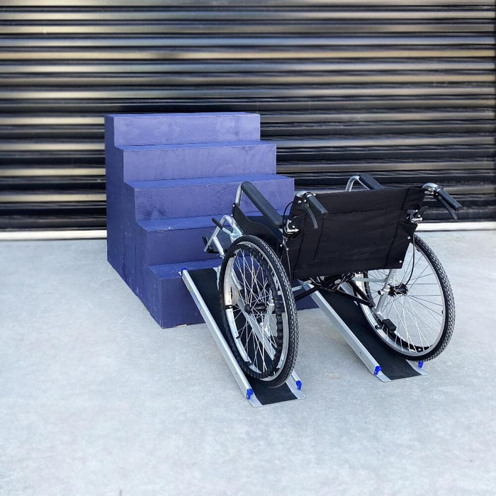 Heeve Lightweight Telescopic Wheelchair Ramps & Carry Bag - Heeve - Ramp Champ