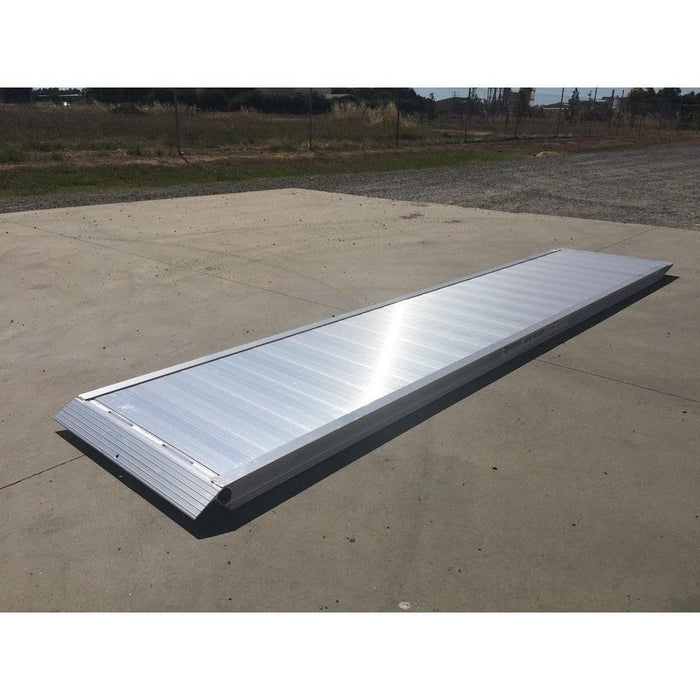 Sureweld 3.5m x 820mm Aluminium Walk Board/Removalist Ramp - Sureweld - Ramp Champ