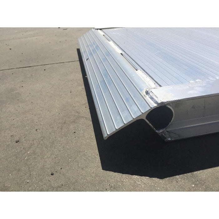 Sureweld 3.5m x 820mm 300kg Aluminium Walk Board/Removalist Ramp - Sureweld - Ramp Champ