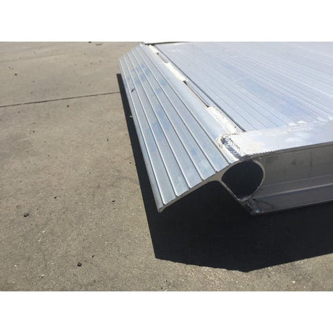 Sureweld 4.5m x 820mm Aluminium Walk Board/Removalist Ramp - Sureweld - Ramp Champ