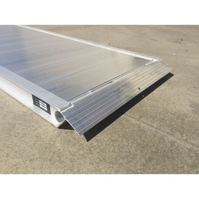 Sureweld 4.5m x 820mm 300kg Aluminium Walk Board/Removalist Ramp - Sureweld - Ramp Champ