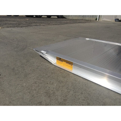Sureweld 2.7m x 720mm Aluminium Walk Board/Removalist Ramp - Sureweld - Ramp Champ