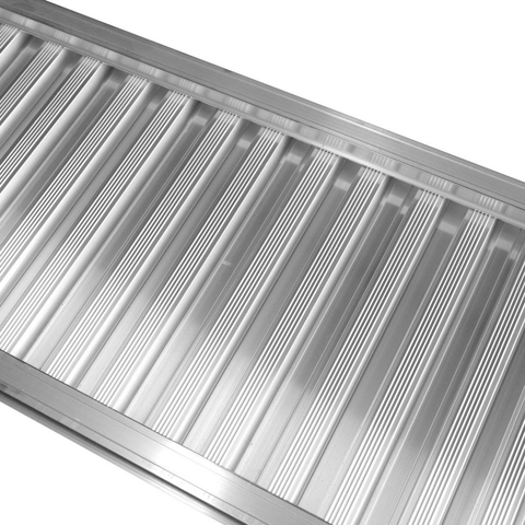 2.5-Tonne 2.3m x 380mm Aluminium Loading Ramps - Oz Loading Ramps - Ramp Champ