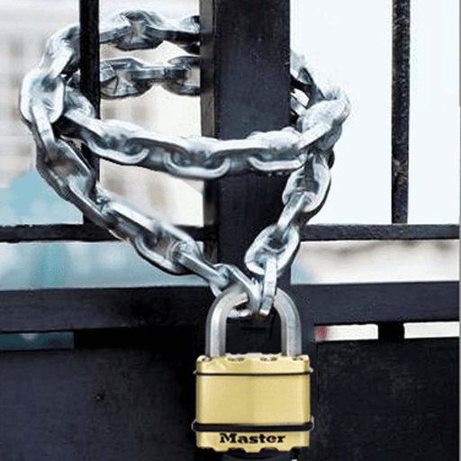 Master Lock Vinyl Coated Security Chain - Master Lock - Ramp Champ