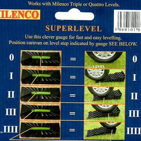 Milenco Super Level Indicator Gauge - Milenco - Ramp Champ