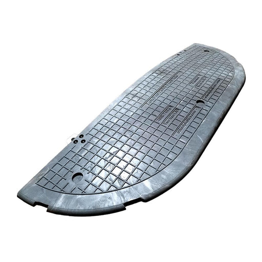 Oxford Plastics LowPro 23/05 Lightweight Road Plate End Module - Oxford Plastics - Ramp Champ