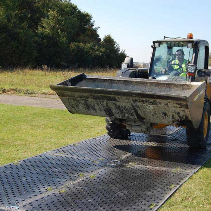 Oxford Plastics EnduraMat Bog Mat & Ground Protection Access Mat - Oxford Plastics - Ramp Champ