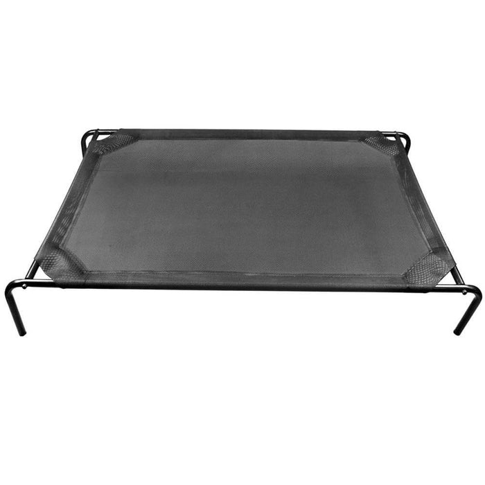 i.Pet Small Mesh Pet Trampoline - Black - Ramp Champ - Ramp Champ