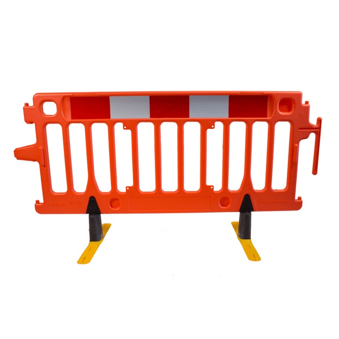 Oxford Plastics Avalon Pedestrian Barrier 2m Section - Oxford Plastics - Ramp Champ