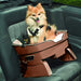 Prestige Travellin' Dog Pet Booster Seat For Cars - Prestige Pet Products - Ramp Champ