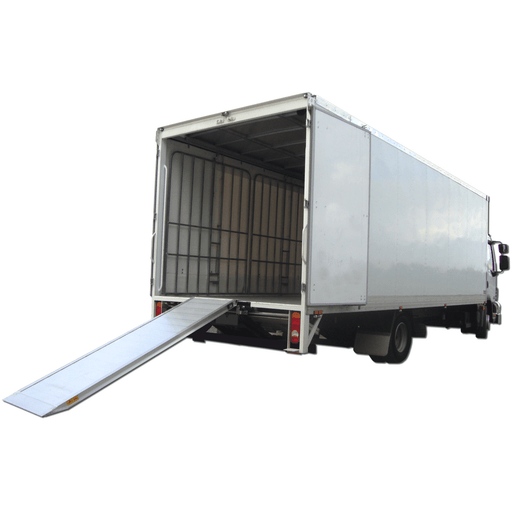 Sureweld 3.5m x 720mm 300kg Aluminium Walk Board/Removalist Ramp - Sureweld - Ramp Champ