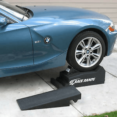 Race Ramps RR-56-2 Lightweight 2pc Car Service Ramps, Pair - Race Ramps - Ramp Champ
