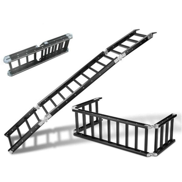 ReadyRamp Motorcycle Loading Ramp and Ute Extender