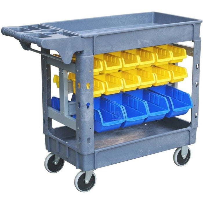 TradeQuip Large Bin 230mm x 130mm x 130mm For Workshop Trolley - TradeQuip - Ramp Champ