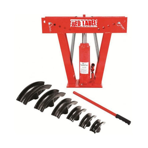 Red Label Economy 12,000kg Pipe Bender