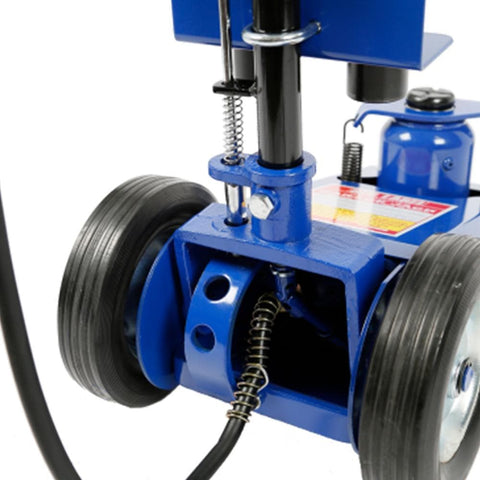 Red Label Economy Air Actuated Hydraulic Jack, 20 Tonne