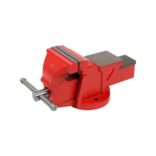 Red Label Economy Fixed Bench Vice with Anvil - Red Label Economy - Ramp Champ