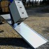 Image of Whipps 2.5m x 740mm/800mm 400kg Folding Walk Board/Removalist Ramp