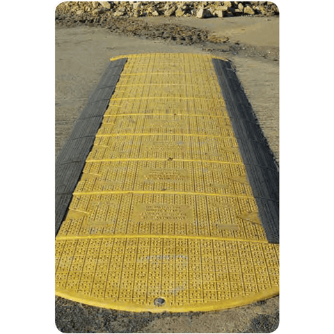 Oxford Plastics Lightweight Road Plate Center Module (One Piece) - Oxford Plastics - Ramp Champ