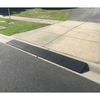 Image of Driveway Rubber Kerb Ramp in 1m Sections for Rolled-Edge Kerb - Heeve - Ramp Champ