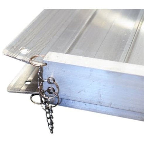 Aluminium Folding Wheelchair Ramp 600mm, 270kg Capacity - Oz Loading Ramps - Ramp Champ