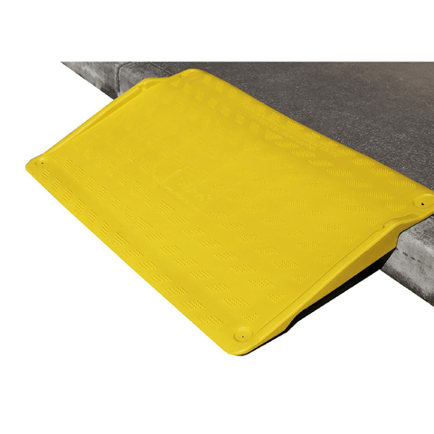 Oxford Plastics Portable SafeKerb Pedestrian Ramp - Oxford Plastics - Ramp Champ