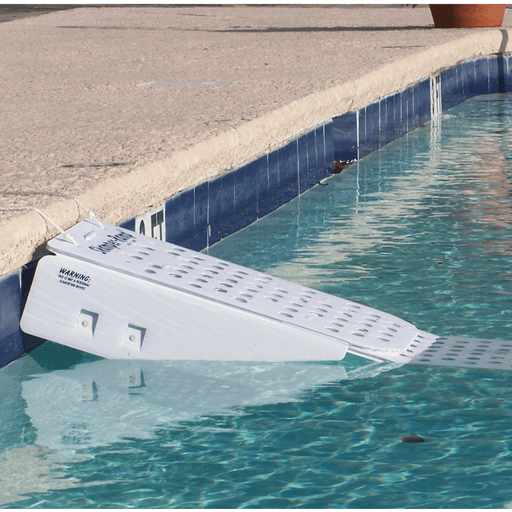 Skamper Ramp Pet Ramp for Swimming Pools - Fido Pet Products - Ramp Champ