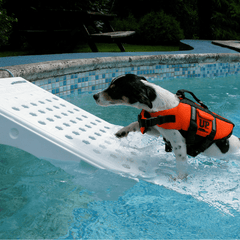 Image of Skamper Ramp Pet Ramp for Swimming Pools
