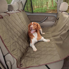 Solvit Deluxe Hammock-Style Pet Seat Cover For Cars