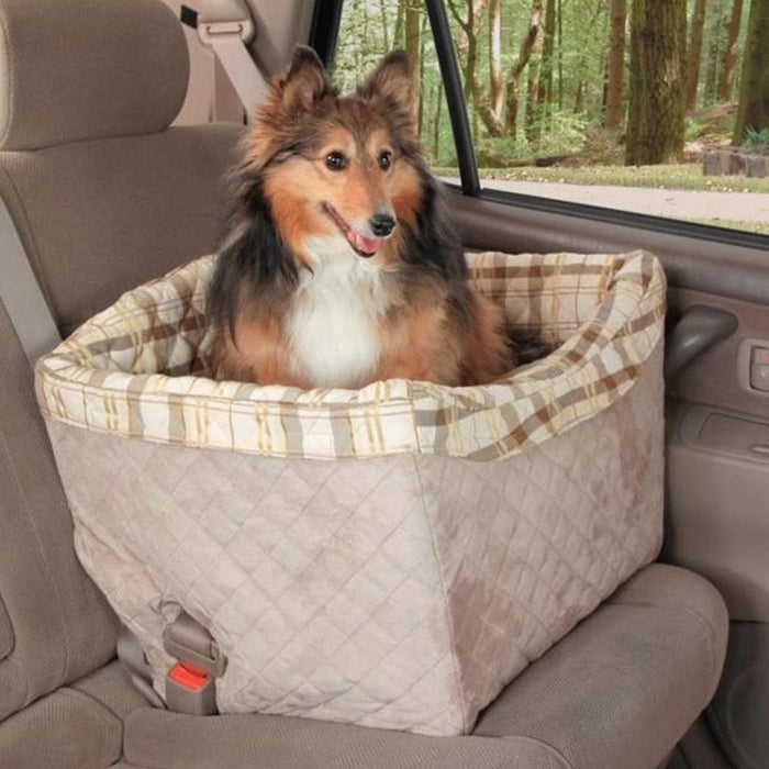 PetSafe® Deluxe On-Seat Booster Safety Seat for Cars - PetSafe - Ramp Champ