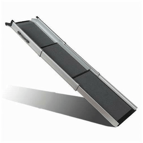 Solvit Deluxe Tri-Scope Pet Ramp - Solvit - Ramp Champ