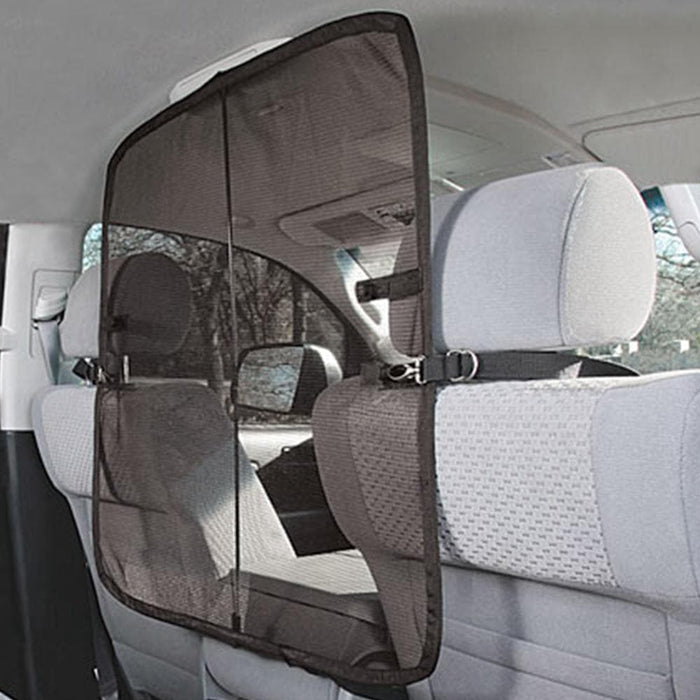 PetSafe® Front Seat Net Pet Barrier For Cars - PetSafe - Ramp Champ