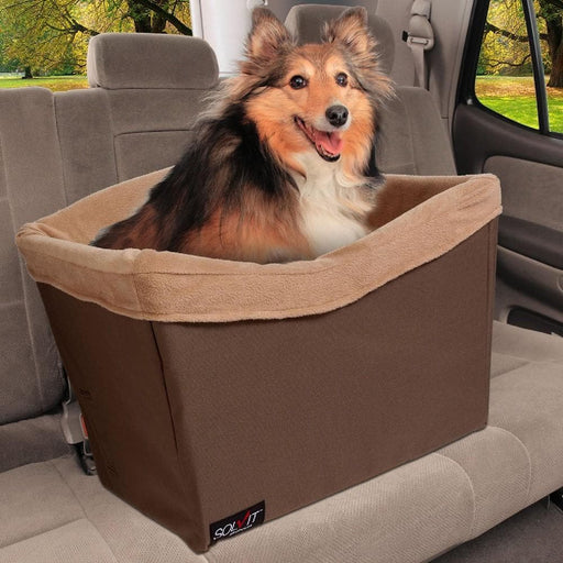 PetSafe Pet Products PetSafe® Standard On-Seat Booster Safety Seat for Cars (Open Box)