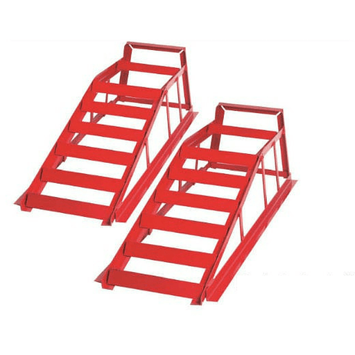 Stanfred 1-Tonne Per Ramp Car & 4x4 Service Ramps, Pair - Stanfred - Ramp Champ
