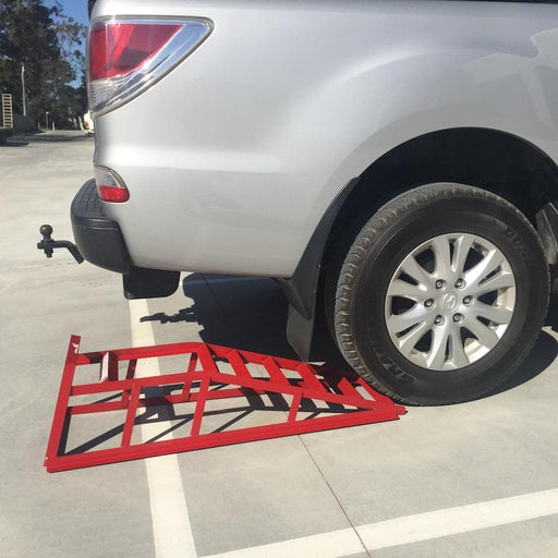 Stanfred 2-Tonne Car & 4x4 Service Ramps, Pair