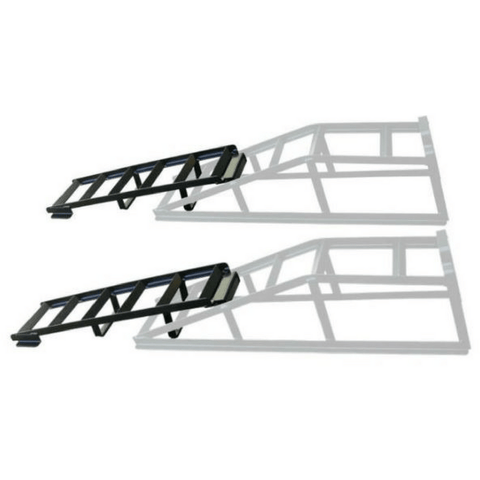 Stanfred Ramp Extensions to Suit 750kg & 850kg Car Service Ramps - Stanfred - Ramp Champ