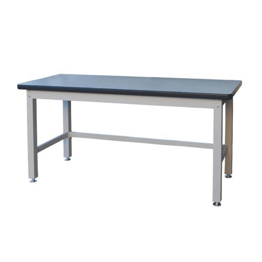 Stormax Heavy-Duty 1,000kg Steel Workbench With Laminate Bench Top