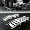 Image of Sureweld 2.2m x 600mm Aluminium Truck Ramps, Pair - Sureweld - Ramp Champ