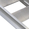 Image of Sureweld 450kg ATV Series Rigid Aluminium Loading Ramps, Pair - Sureweld - Ramp Champ